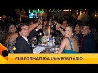 Fui!: Formatura do Colégio Universitário (3 de 3)