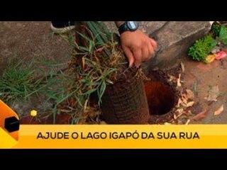 Fui!: Ajude o Lago Igapó da sua rua (2 de 3)