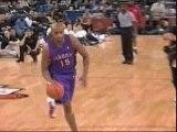 NBA BASKETBALL - Vince carter show