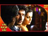 Vai Raja Vai Tamil Movie | Scenes | Daniel Balaji warns Gautham Karthik | Vivek | Taapsee