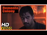 Demonte Colony Tamil Movie Scenes | Arulnithi finds a way to escape | Ramesh Thilak