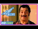 Uttama Villain Movie   Comedy   Full comedy scenes   Kamal Haasan   Nassar   Pooja Kumar