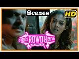 Naanum Rowdy Dhaan Movie   Scenes   Nayantara reveals her flashback   Azhagam Perumal   Parthiban