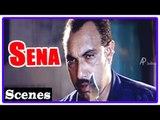 Sena Tamil Movie | Scenes | Sathyaraj reveals he is cheating Anandraj to goon
