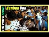 Saattai Tamil movie scenes | Nanbaa Vaa Nanbaa song | Samuthirakani talks with Yuvan | Mahima