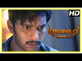 Demonte Colony movie scenes | Arulnithi and friends try to escape from the ghost | Ramesh Thilak