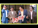 Gemini Movie Scenes | Manorama reveals the truth to Vikram | Kalabhavan Mani is released | Kiran