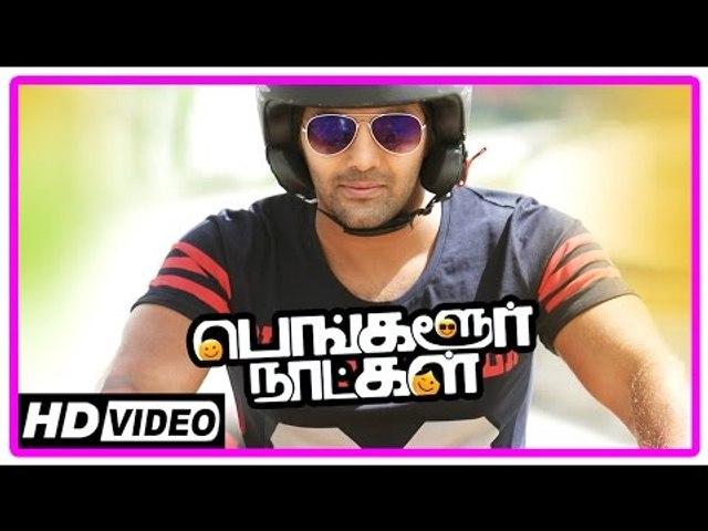 Bangalore Naatkal Tamil Movie | Arya Special Scenes | Sri Divya | Bobby Simha | Rana | Parvathy
