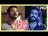 Sathura Adi 3500 Movie Scenes | Prathap Pothen behind Akash's case | Nikhil | Iniya
