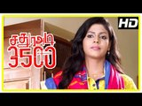 Sathura Adi 3500 Movie Scenes | Nikhil realises Akash is alive | Iniya | Kovai Sarala
