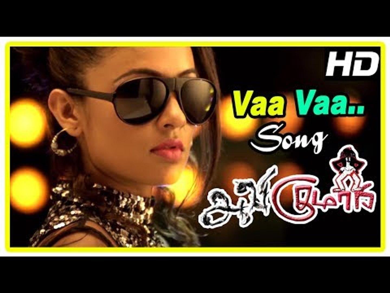 Aavi Kumar Tamil Movie Scenes   Vaa Vaa Tamil Paiyaa Song   Udhaya falls for Kanika   Jagan