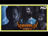 Demonte Colony Movie Scenes | Arulnithi and friends go to the haunted house | Ramesh Thilak
