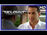 Indrajith Tamil Movie Scenes | Sachin Khedekar reveals his past to Gautham Karthik| Ashrita