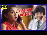 Latest Tamil Movie Comedy Scene | Bhaskar Oru Rascal Scenes | Arvind Swamy misunderstood | Soori