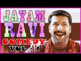 Jayam Ravi Comedy Scenes   Vol 1   Soori   VTV Ganesh   Amala Paul   Latest Tamil Comedy Scenes