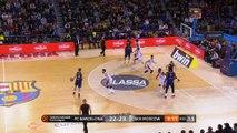 FC Barcelona Lassa - CSKA Moscow Highlights | Turkish Airlines EuroLeague RS Round 20