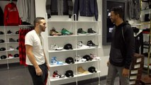 Go Inside Fat Joe and Scotty Kickz's Up NYC Store