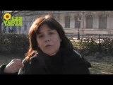Nicole Azzaro, candidate des verts pour paris 9ème