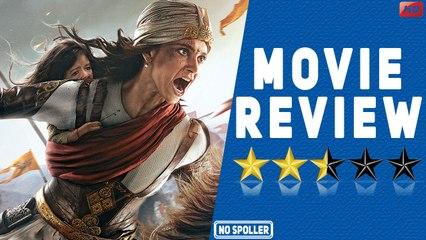 Manikarnika Movie Review | Kangana Ranaut |