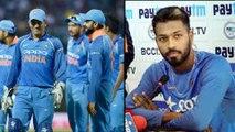 India Vs New Zealand 2019 : Hardik Pandya Joins India Team For New Zealand Tour | Oneindia Telugu