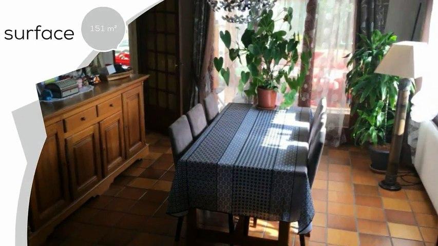 A vendre - Maison/villa - Oisy (59195) - 6 pièces - 151m²