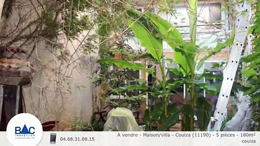 A vendre - Maison/villa - Couiza (11190) - 5 pièces - 180m²