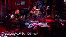 Claudio Capéo - Dis-le Moi (Live) - Le Grand Studio RTL