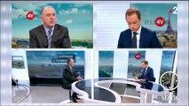 """Grand débat : """"Il faut associer les Français aux prises de décisions"""", assure Didier Guillaume"""
