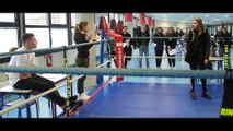 Savate boxe française - Formation STAPS_