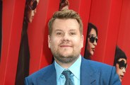 James Corden 'using litter tray' to prepare for Cats