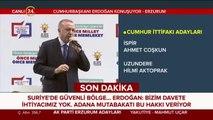 Erzurum Büyükşehir Belediye Başkan adayı Mehmet Sekmen oldu