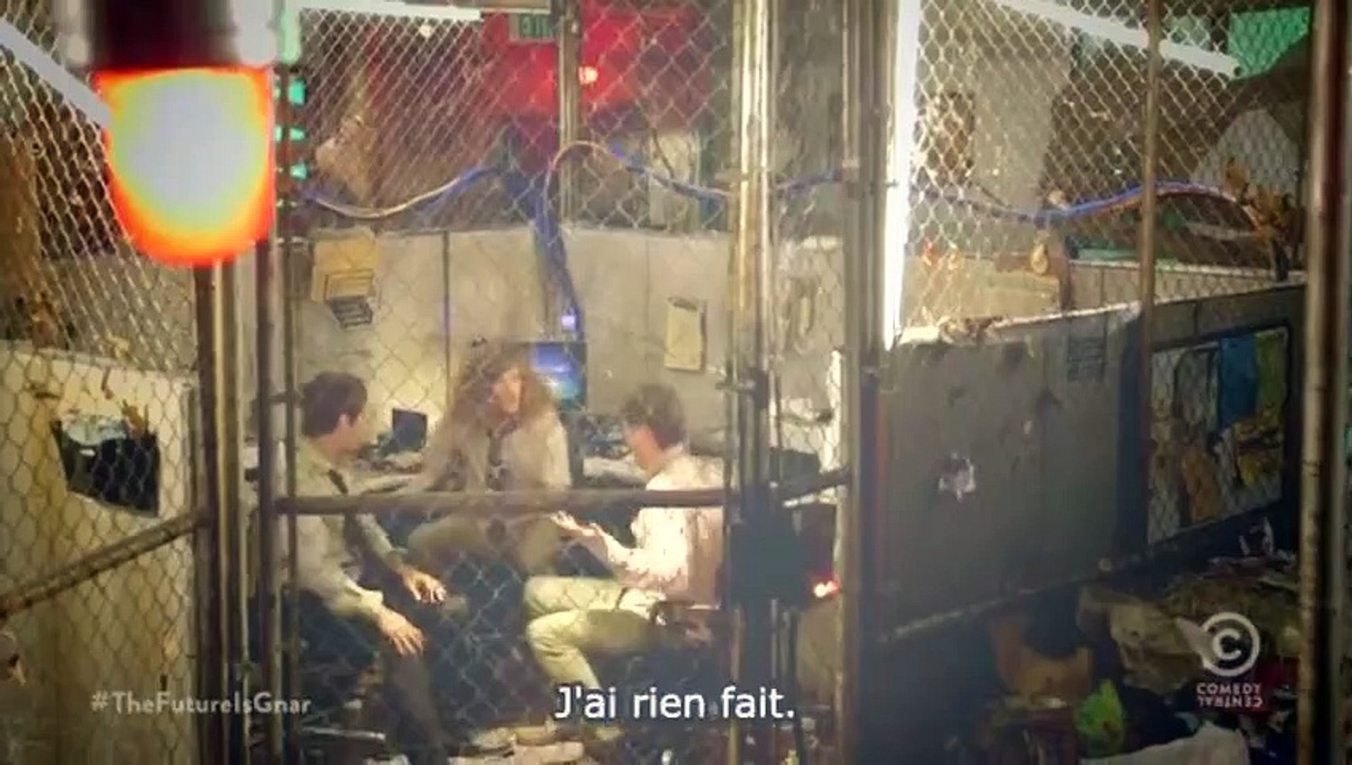 Workaholics S03E20 FRENCH