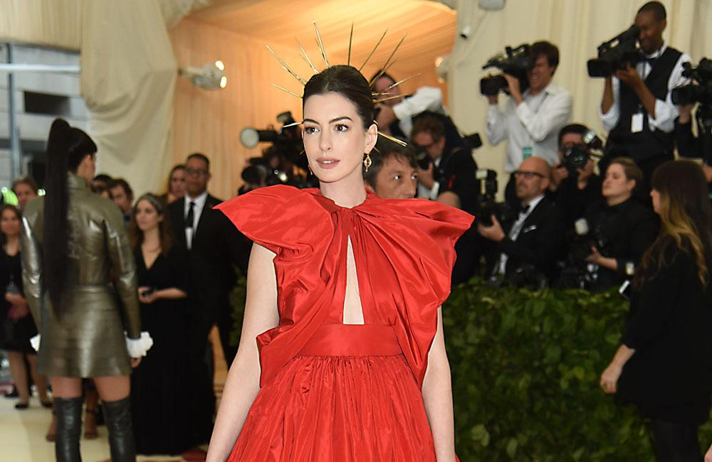 Anne Hathaway: I am a movie nerd