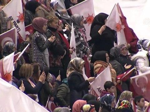 Cumhurbaşkanı Erdoğan, AK Parti belediye başkanı adaylarını tanıttı - ERZURUM