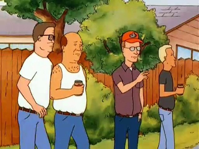 King of the Hill - S1 E7 - Westie Side Story
