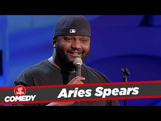 Aries Spears Stand Up - 2009