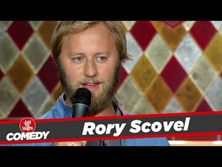 Rory Scovel Stand Up - 2012
