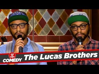 The Lucas Brothers Stand Up -  2012
