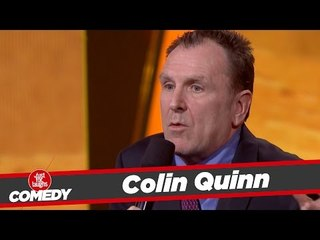 Colin Quinn Stand Up  - 2013