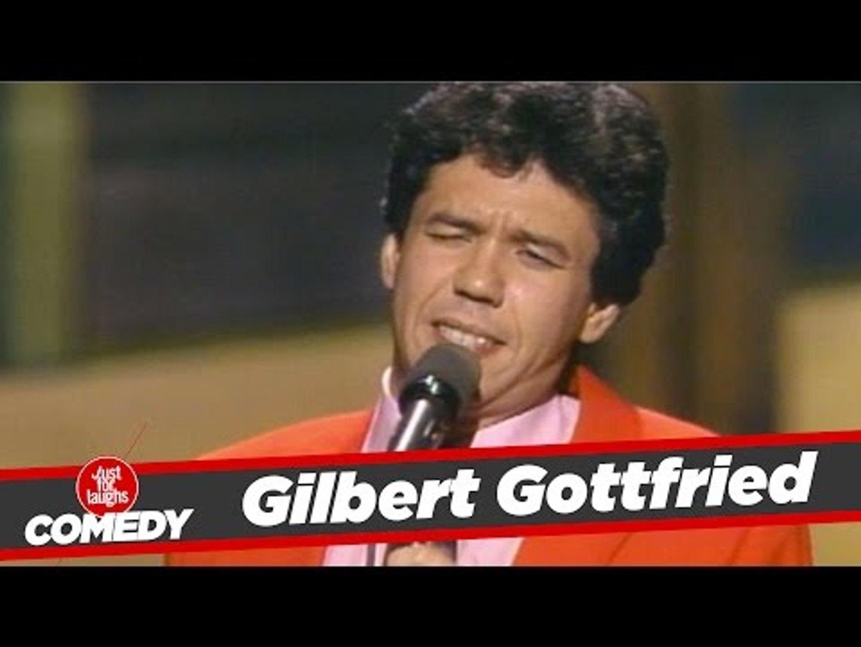 Gilbert Gottfried Stand Up 1988 Video Dailymotion