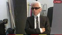Karl Lagerfeld : le défilé d'une vie