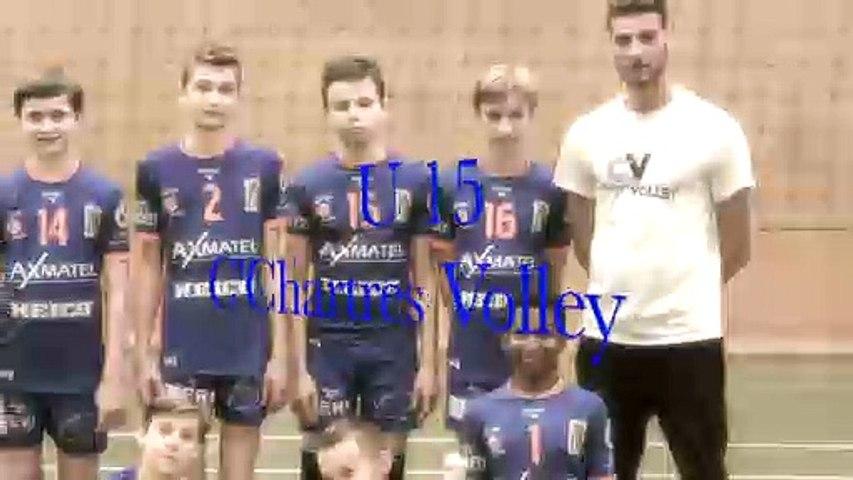 Clip Volley U15M Janvier 2019