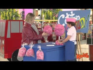 Cotton Candy turns into Balloon!