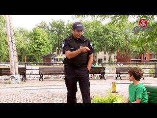 Cop Gets Revenge on Little Kid