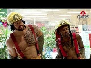 Fireman Striptease