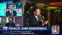 Fiscalité: Dany Boon épinglé ?
