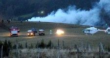 İtalya'da Uçak ve Helikopter Havada Çarpıştı: 5 Ölü, 2 Yaralı