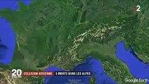 Italie : au moins cinq morts et deux blessés, dont un Français, dans une collision entre un hélicoptère et un avion de tourisme