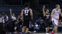 Reggie Hearn (15 points) Highlights vs. Santa Cruz Warriors