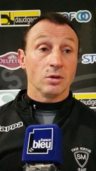 SITE OFFICIEL STADE MONTOIS RUGBY - CHRISTOPHE LAUSSUCQ